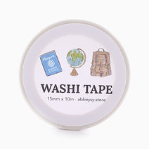 Travel Washi Tape by Shop Abbey Sy