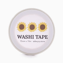 Sunflower Washi Tape by Shop Abbey Sy