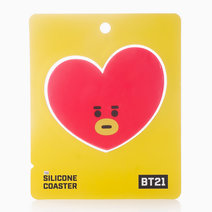 Tata Silicone Coaster by Line Friends