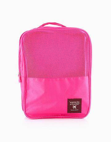 Travel Shoe Bag by The Closet Space Savers Company