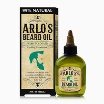 Arlo's Beard Oil Fresh to Death Peppermint (2.5oz) by Arlo's Men Care