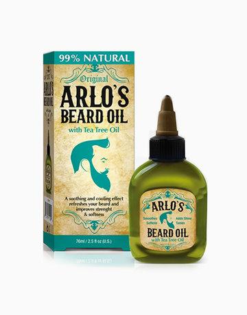 Arlo's Beard Oil Tea Tree Oil (2.5oz) by Arlo's Men Care
