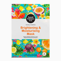 Brightening & Moisturising Mask (20ml) by Good Virtues Co