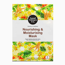Nourishing & Moisturising Mask (20ml) by Good Virtues Co