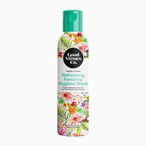 Refreshing Feminine Hygiene Wash (150ml) by Good Virtues Co