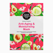 Anti-Aging & Moisturising Mask (20ml) by Good Virtues Co