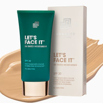 Let's Face It BB Moisturiser by Shakeup Cosmetics