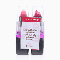 Hot Pink + Valentine by L.A. Colors