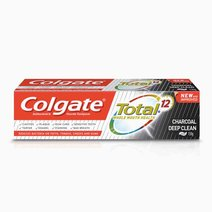 Colgate Total Charcoal Deep Clean Whole Mouth Health Toothpaste (150g) by Colgate