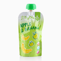Apple & Banana (120g) by Byba