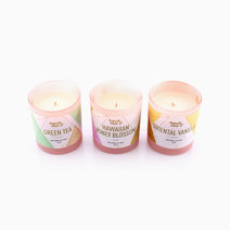 Luxe Candle Christmas Gift Set (3 Pcs.) by Happy Island
