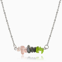 Motivate Crystal Energy Necklace by Stones for the Soul