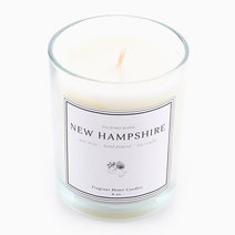 Travel Collection: New Hampshire Soy Candle (6oz) by Fragrant Home Candles