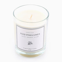 Iced Pinecones Soy Candle (6oz) by Fragrant Home Candles