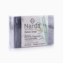 Bamboo Charcoal Moisturizing Soap (100g) by Narda