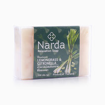 Narda Lemongrass and Citronellal Moisturizing Soap (100g) by Narda