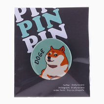 Doge Pin by allyrocero