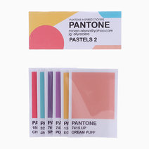 Pastel Pantone-Inspired 2-Sticker Pack by allyrocero