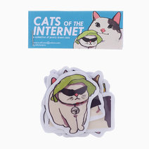 Cat Memes Sticker Pack by allyrocero