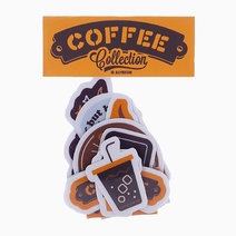 Coffee Sticker Pack by allyrocero