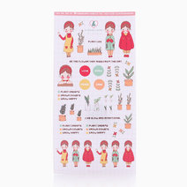 Girls Who Grow Clear Sticker by Karagami