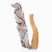 Palo Santo + Sage Smudge Bundle by Elune