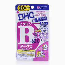 Vitamin B Mix Supplement (20 Days) by DHC