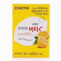 Premium Vita C Lemon (1 Pack x 30ea) by Il-yang Pharm