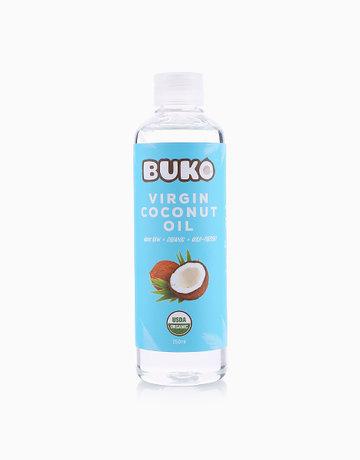 Buko Organic Virgin Coconut Oil (250ml) by Buko Foods