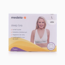 Nursing Sleep Bra in White by Medela