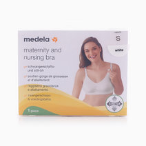 Maternity and Nursing Bra in White by Medela