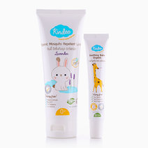 Protective Lotion Gift Set: Lavender Lotion (80ml) + Soothing Balm (15g) by Kindee