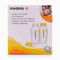 Breast Milk Bottle 2s (250ml) by Medela