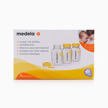 Breast Milk Bottle 3s (150ml) by Medela