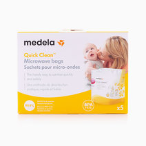 Quick Clean Microwave Bag by Medela