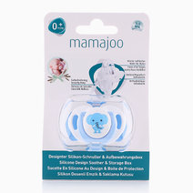 Silicone Orthodontic Soother (Elephant) by Mamajoo