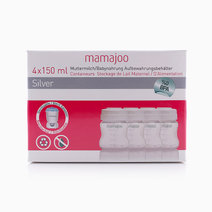 PP Storage Containers (150 ml) 4s by Mamajoo