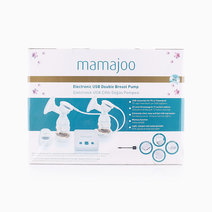 Electronic USB Double Breast Pump by Mamajoo