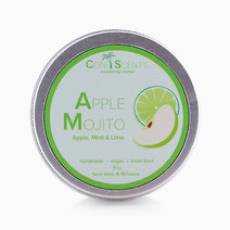 Apple Mojito Scented Soy Candle by Conscents PH