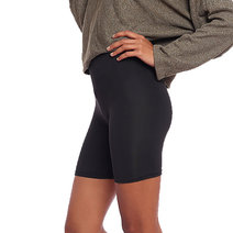 Plus Size Biker Shorts by The Fifth Clothing