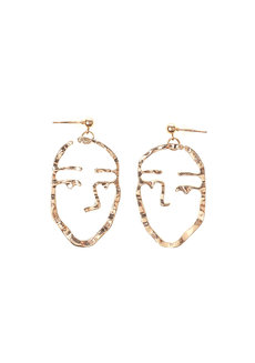 Clara Earrings by Chichii
