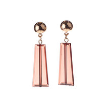 Paiva (Acrylic Drop Earrings) by Kera & Co
