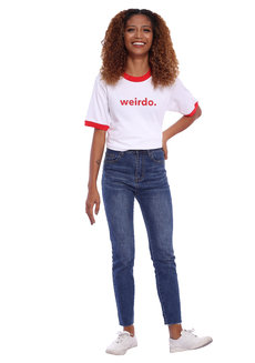 Ringer Weirdo by Draft Clothing