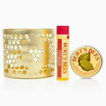 Pomegranate Nourishing Lip Collection by Burt's Bees