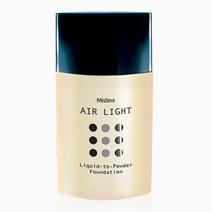 Air Light Liquid to Powder Foundation by Mistine