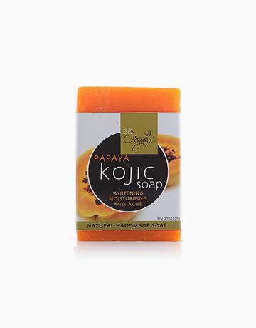 Papaya Kojic Soap by Be Organic Bath & Body