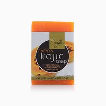 Papaya Kojic Soap by Be Organic Bath & Body