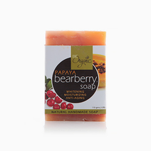 Papaya Bearberry Soap by Be Organic Bath & Body