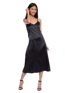 Roa Satin Dress by HAV PH