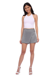Buckle Skort by The Fifth Clothing